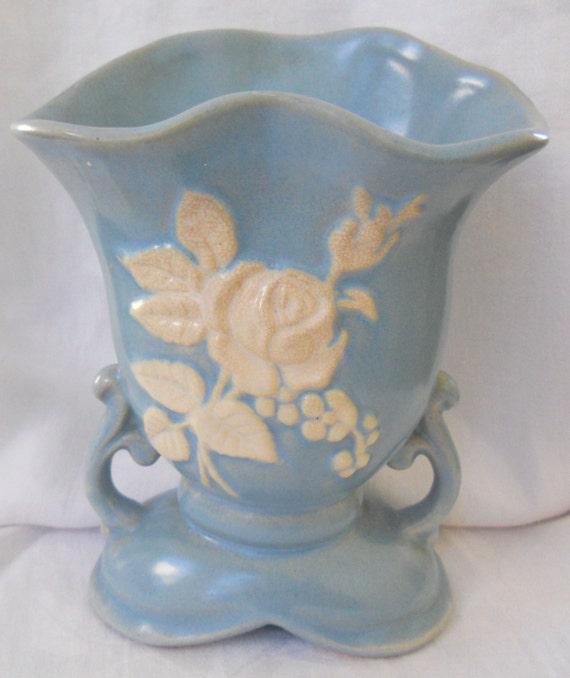 Weller Pottery Vase Etsy