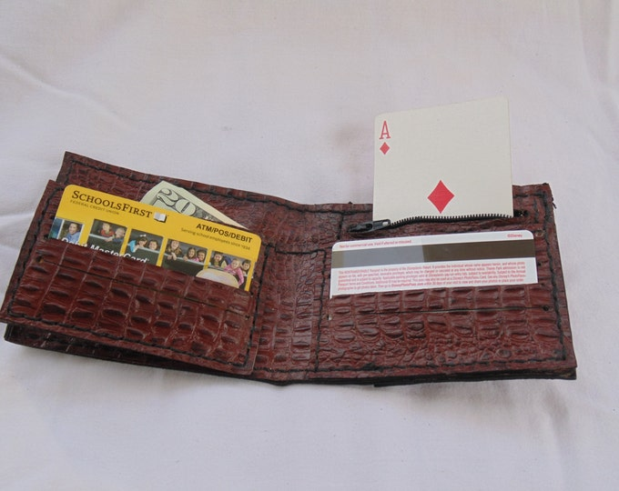 Ultimate Magician's Wallet Card to Wallet Fire Wallet