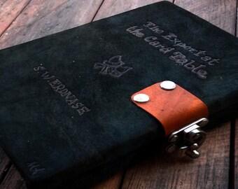 Portable close up pad book box