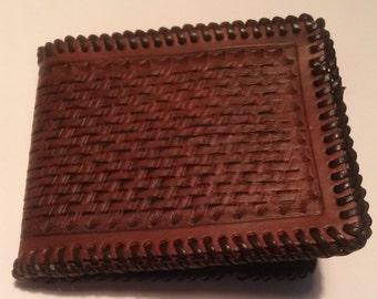 Leather Billfold