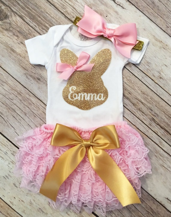 Easter Outfit Baby Girl Baby Easter Outfit 1st Easter ...