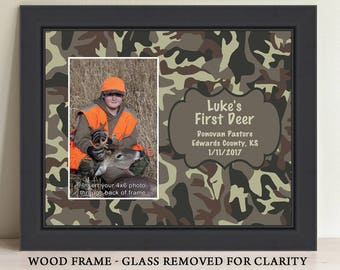First Deer Frame Etsy