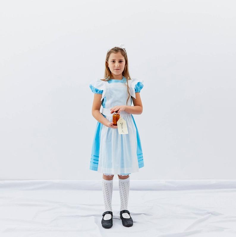 f9affc798928 Alice nel paese delle meraviglie Abito bambini Alice di