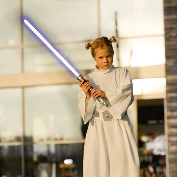 Ahnliche Artikel Wie Star Wars Prinzessin Leia Kostum Perfekt Fur