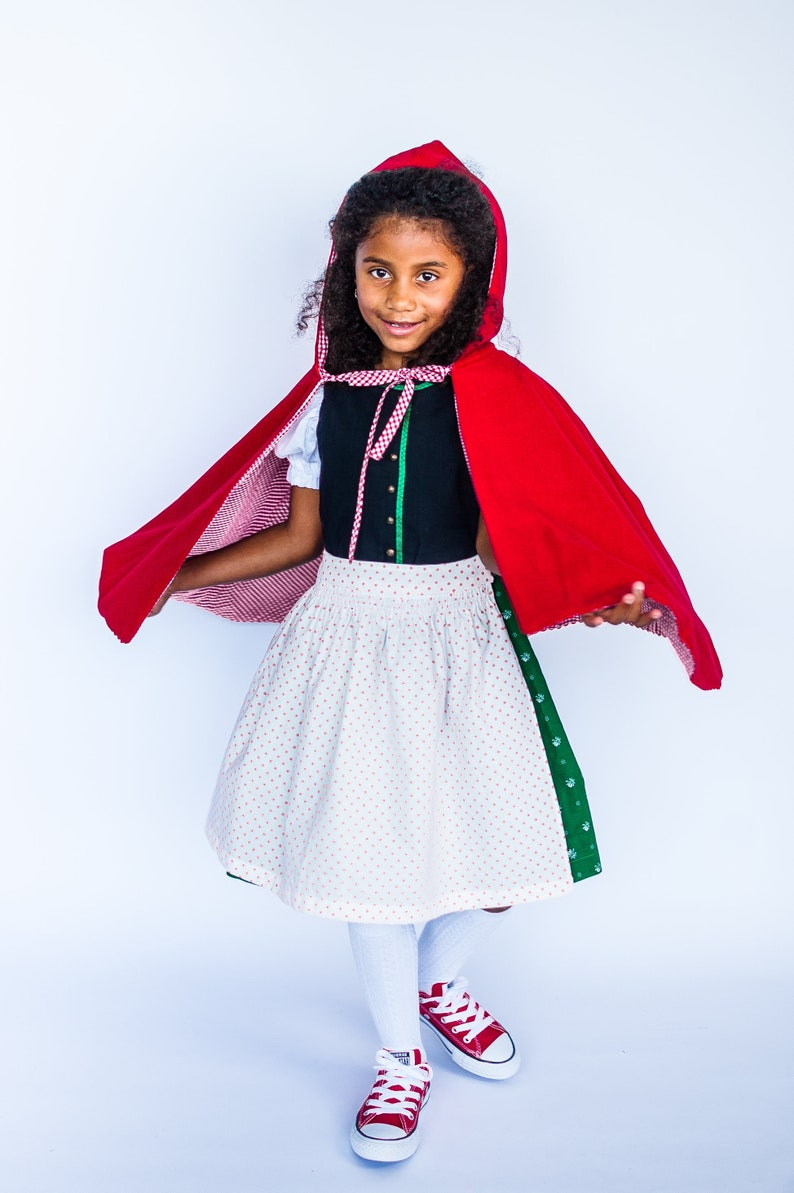 eb8fdf0723 Little Red Riding Hood Costume Kids Costume for Halloween