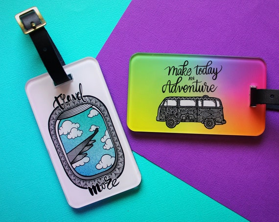 Custom Luggage Tag