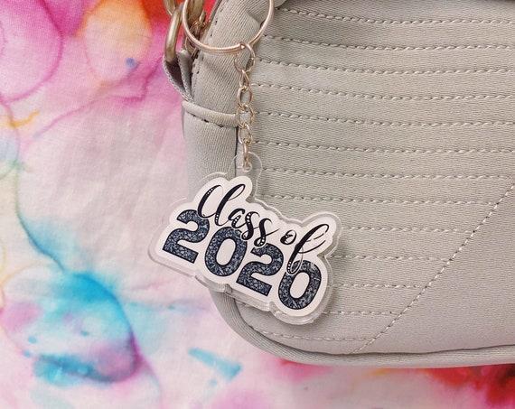 Class of 2020 Acrylic Keychain