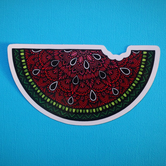 Watermelon Sticker (WATERPROOF)