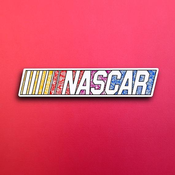 NASCAR Sticker (WATERPROOF)