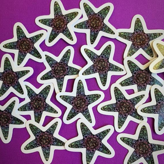 Mini Star Fish Sticker