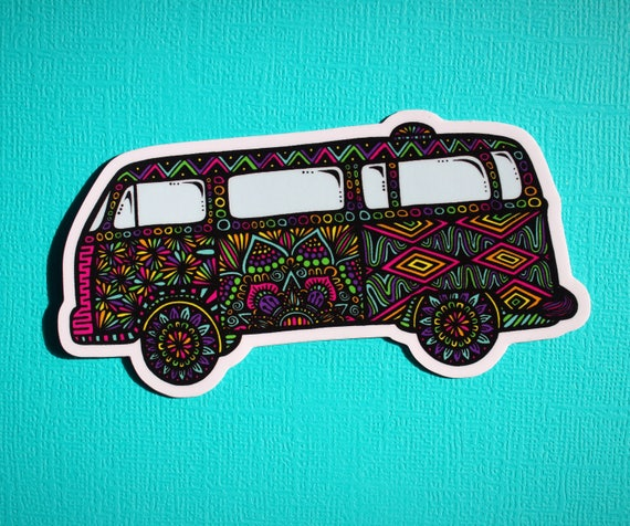 Volkswagon Sticker (WATERPROOF)