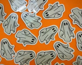 Mini Ghost Sticker (WATERPROOF)