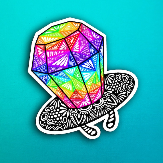 Ring Pop Sticker