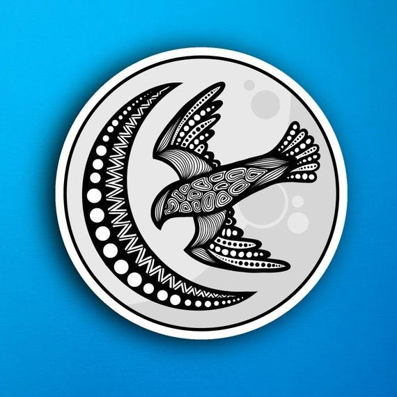 House Arryn Sticker (WATERPROOF)