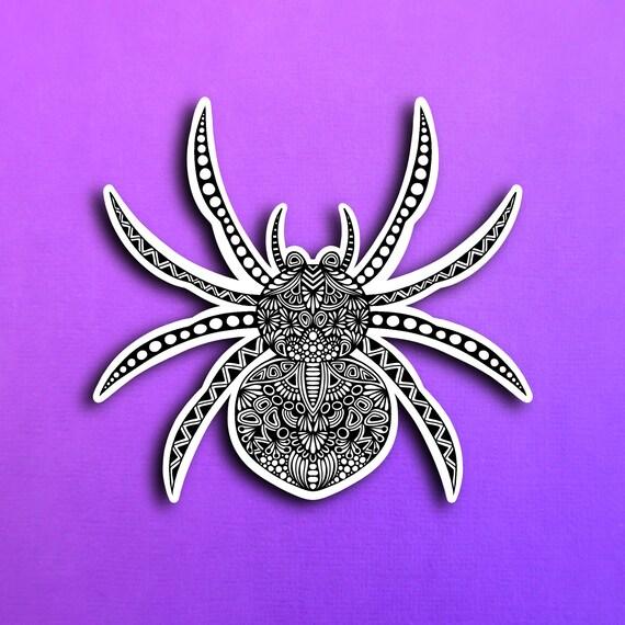 Spider Sticker (WATERPROOF)