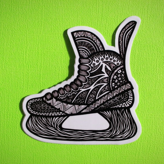 Skate Sticker (WATERPROOF)