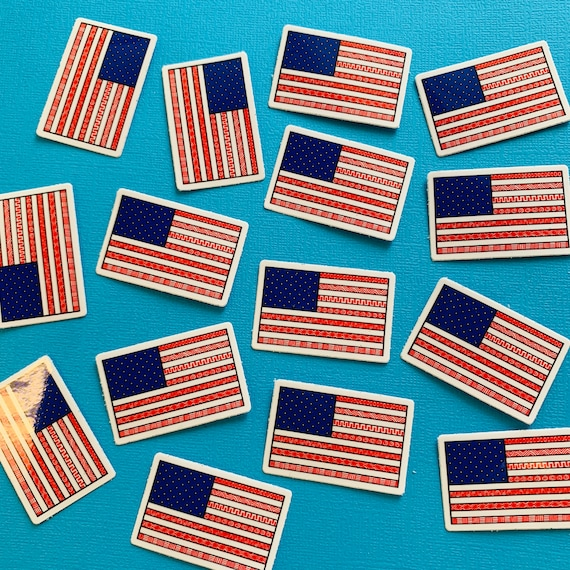Mini Flag Sticker (WATERPROOF)