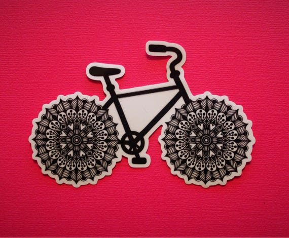 Bike Sticker (WATERPROOF)