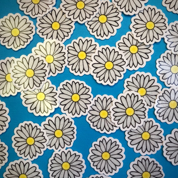 Mini Daisy Sticker
