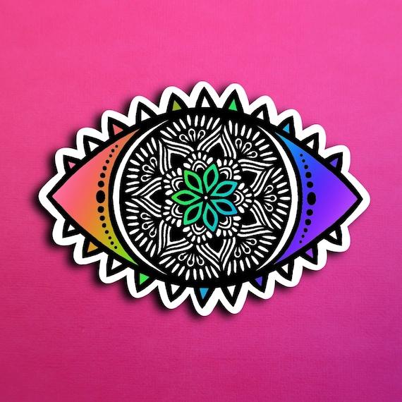 Eye Sticker (WATERPROOF)