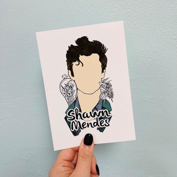 Shawn Print