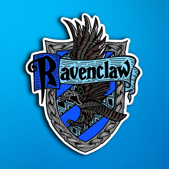 Ravenclaw Sticker (WATERPROOF)