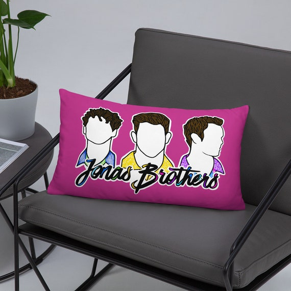 JoBros Basic Pillow