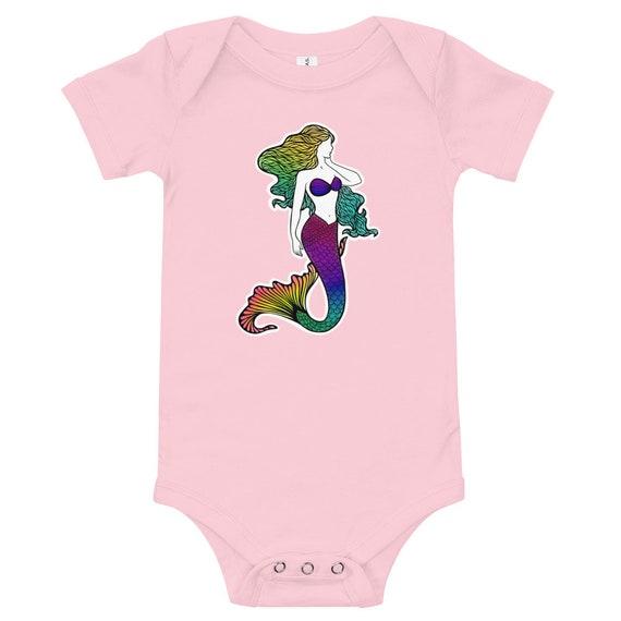 Mermaid Onsie T-Shirt