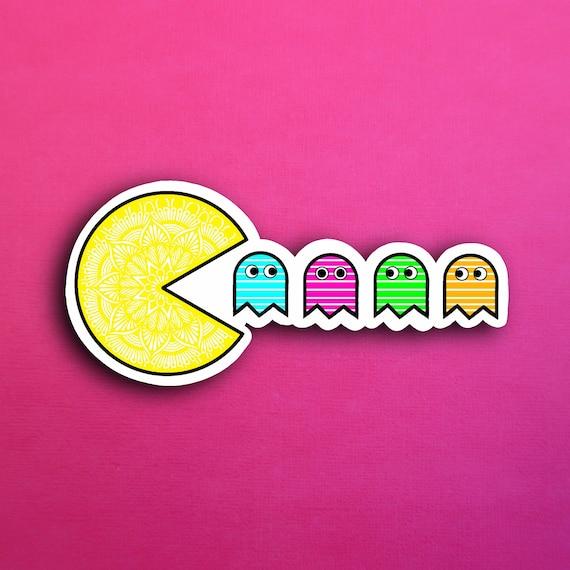 Pac-Man (WATERPROOF)