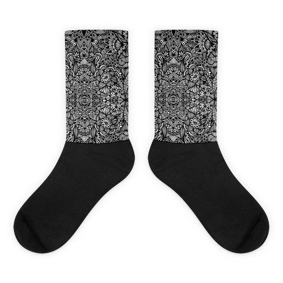 B&W Socks