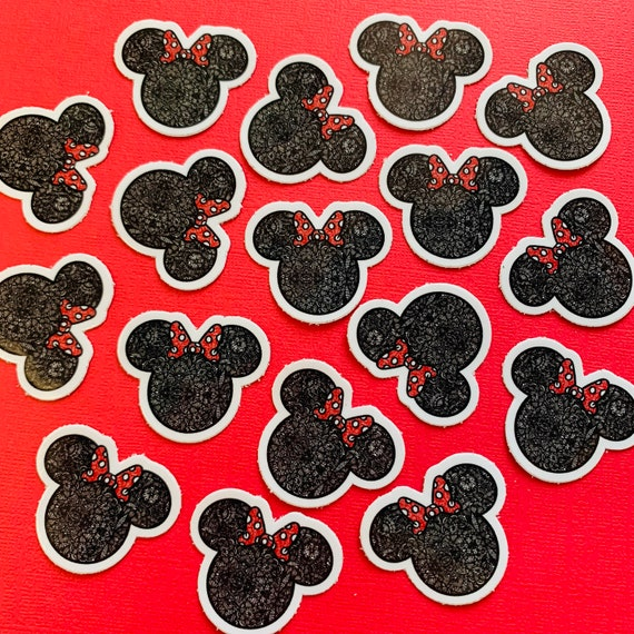 Mini Minnie Sticker
