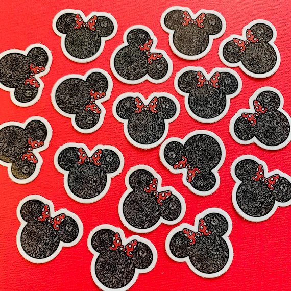 Mini Minnie Sticker (WATERPROOF)
