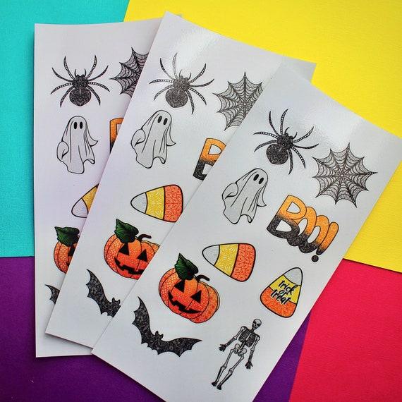 Mini Spooky Sheet (WATERPROOF) (WATERPROOF)