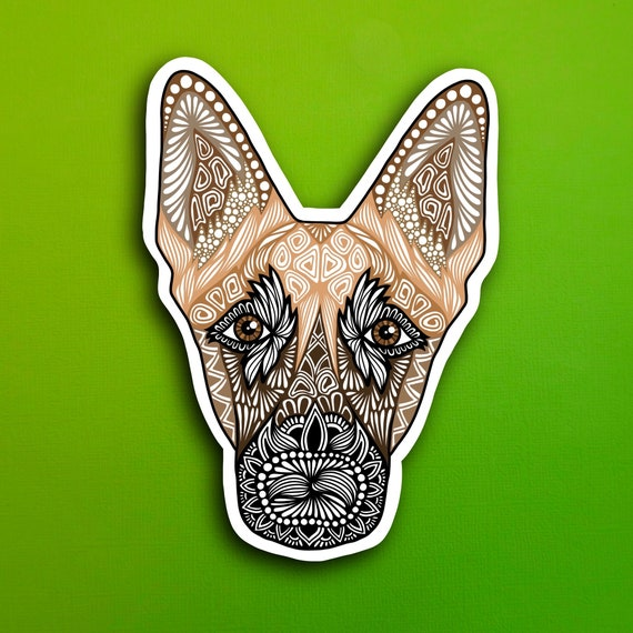 Ayra Sticker (WATERPROOF)