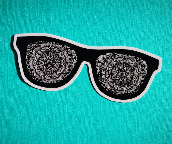 Sunglasses Sticker (WATERPROOF)