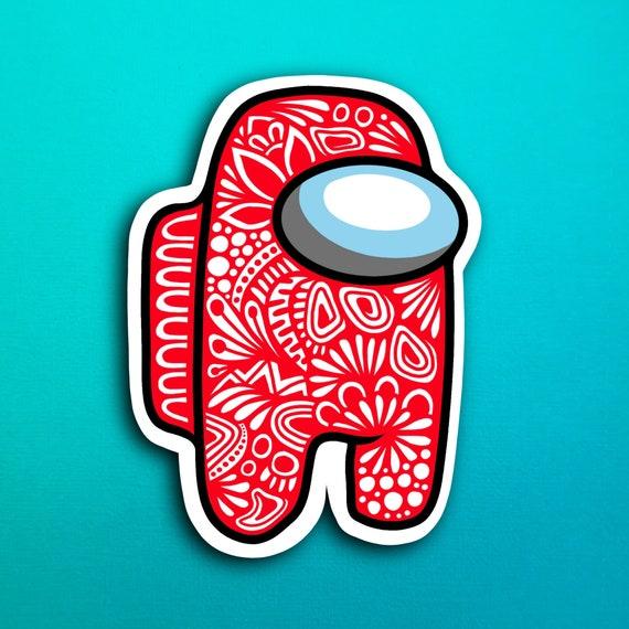 SUS Sticker (WATERPROOF)