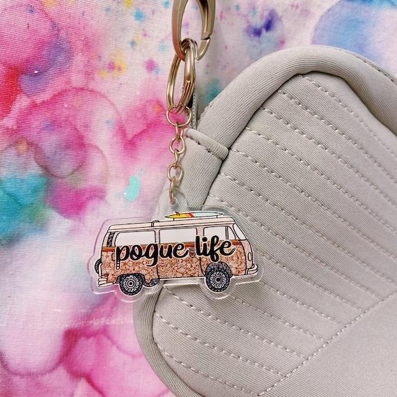 Pogue Life Acrylic Keychain