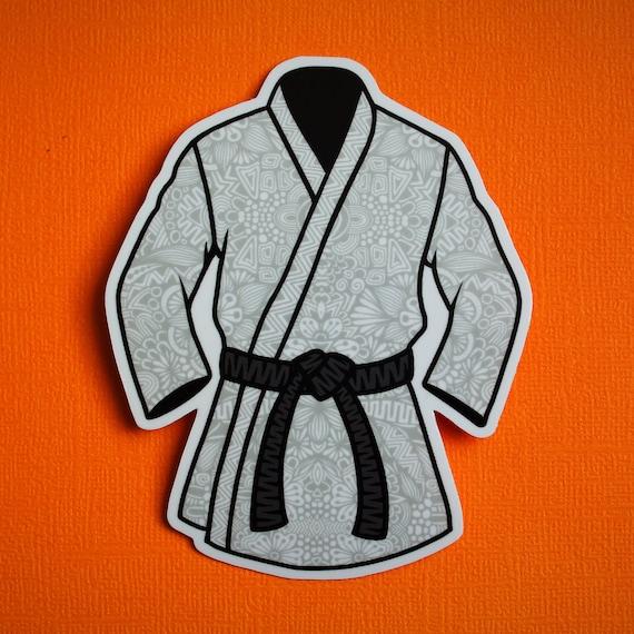Martial Arts Sticker (WATERPROOF)