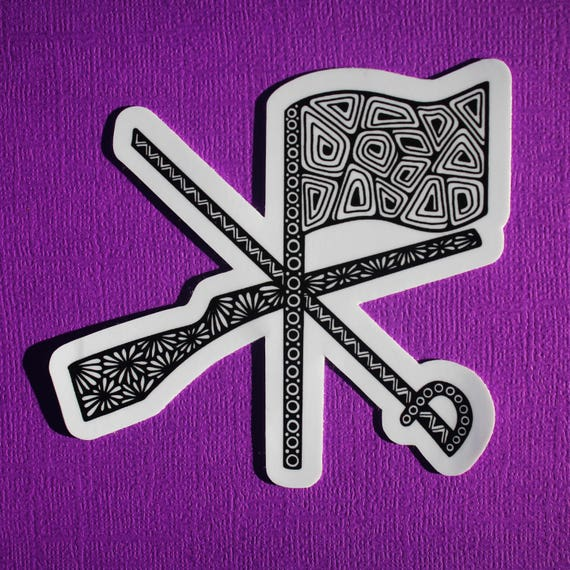 Guard Sticker (WATERPROOF)