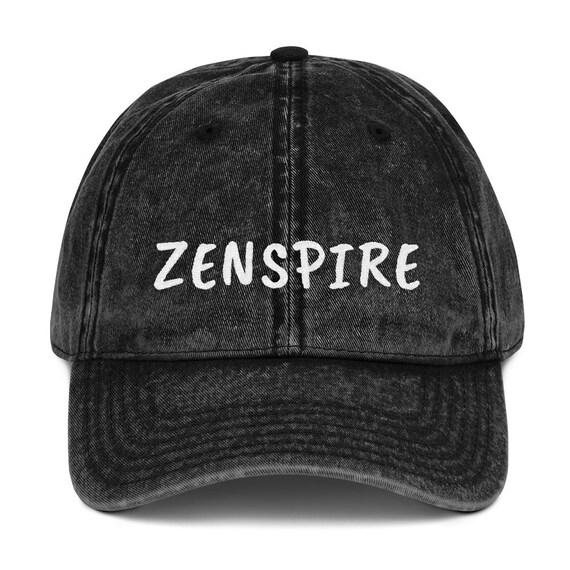 Zenspire Vintage Cotton Twill Cap