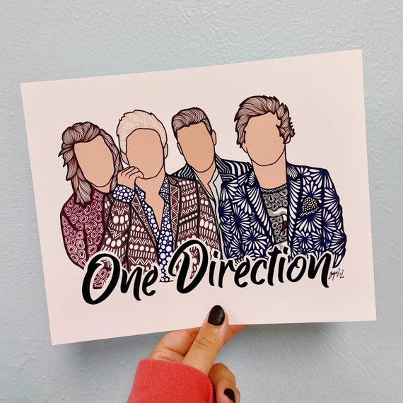 One Direction Print
