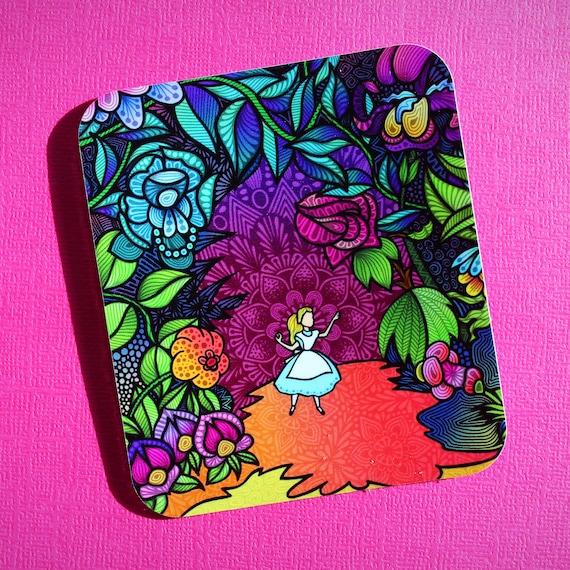 Wonderland Sticker (WATERPROOF)