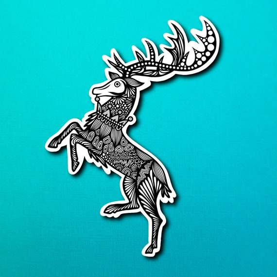 House Baratheon Sticker (WATERPROOF)