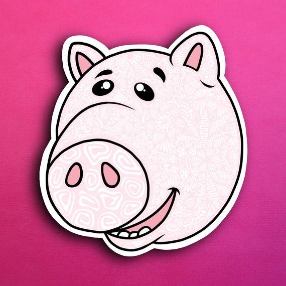 Hamn Sticker (WATERPROOF)