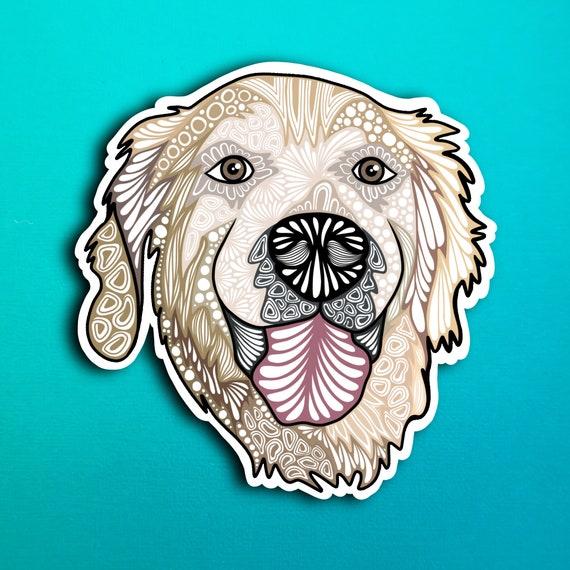 Fisher Sticker (WATERPROOF)