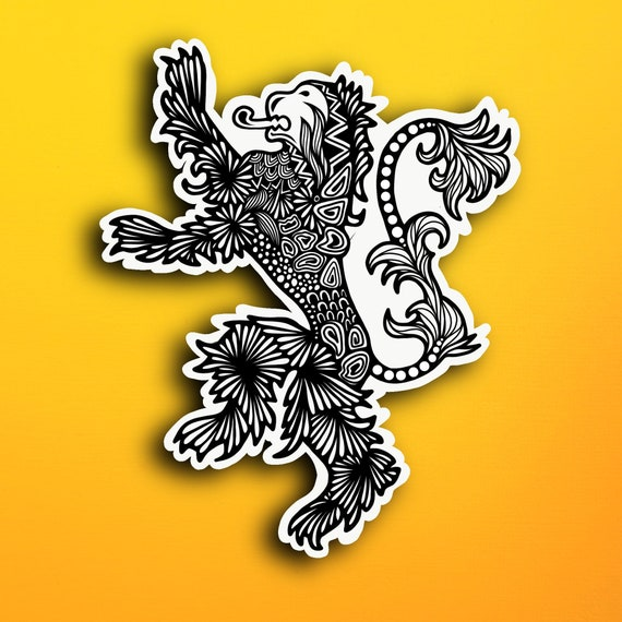 House Lannister Sticker (WATERPROOF)
