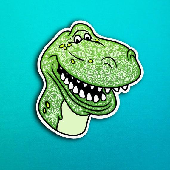 Rex Sticker (WATERPROOF)