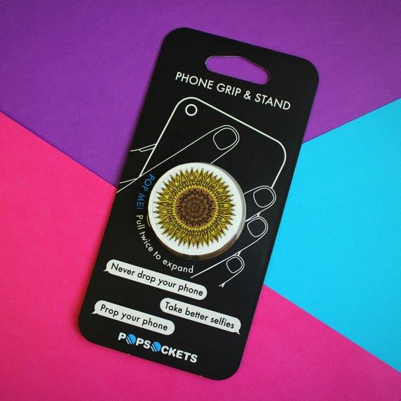 SMALL Sunflower Sticker (WATERPROOF)