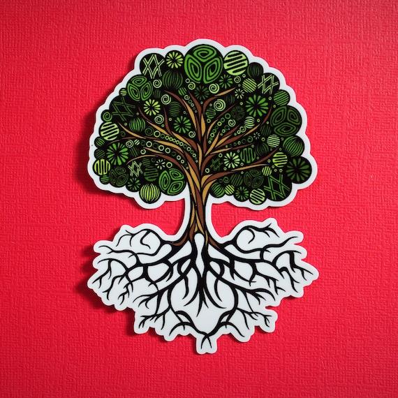Tree Sticker (WATERPROOF)