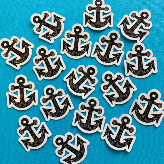 Mini Anchor Sticker